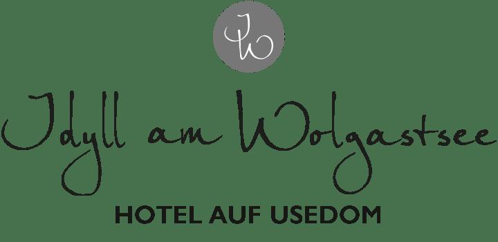 Logo head Hotel Idyll am Wolgastsee